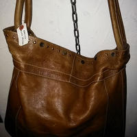 MADE IN U.S.A. BERYLL 屈強クラフトLEATHER SHOULDER
