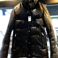 DELAY by Win&Sons 2014AW SHEEPLEATHER Down-Jacketスペシャルプライス