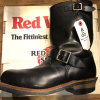 RED WING USA製RW-2268Engineer BOX付き美品