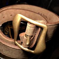 94,sイングランド製 Paul Smith Leather Belt 美品
