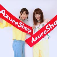 AZURE♯NEWロゴ マフラータオル