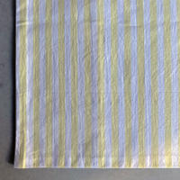 Yellow Stripe Pillow Case ( A )