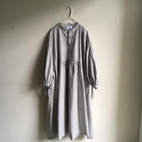 Yarmo  Gathered Dress(Grey)