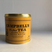 CAMPBELL'S Perfect TEA( 缶 )