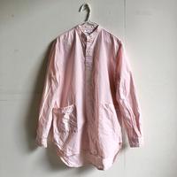 Yarmo  Band Collar Shirts(Pink)