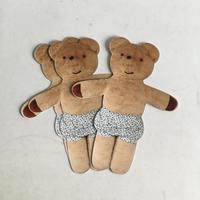Post Card( Teddy bear )3枚セット