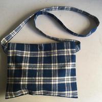 Vintage Fabric Sacoche