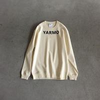 "Yarmo  ""YARMO"" Sweat(Natural)"