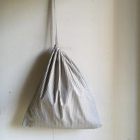 Stripe Laundry Bag ( A )