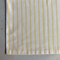 Yellow Stripe Pillow Case ( B )