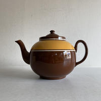Brown Betty Vintage Tea Pot( A )