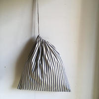 Stripe Laundry Bag ( B )