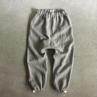 Honnete Drop Pants(Lt. Grey)