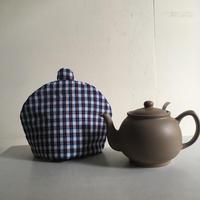 Tea Cozy( 6カップ用/ Blue Check )