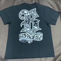 B7×MR.CARTOON オリジナルTシャツ / L