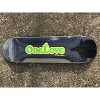 """THANK YOU / """"Jamaica One Love"""" 8.25inch"""