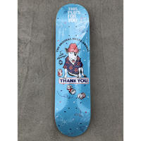 """Thank You / Torey Pudwill """"Skate Animal"""" 8.0inch"""