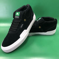 "EMERICA / ""Pillar"" Black / White / Gold 9inch (27cm)"
