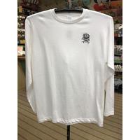 B7オリジナル長袖Tシャツ / White / L