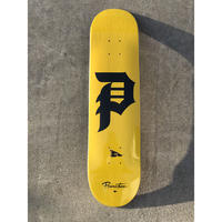 """PRIMITIVE / """"Dirty P Yellow"""" 7.75inch"""