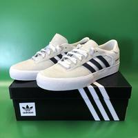 """Adidas / """"Matchbreak Super"""" White / Navy 8inch (26cm)"""