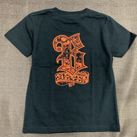 B7×MR.CARTOON オリジナルTシャツ(キッズ) / 120, 140