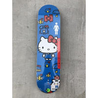 "Girl / Sean Malto ""Girl x Hello Kitty"" 8.0inch"