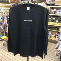 B7オリジナル長袖Tシャツ / Black / XL