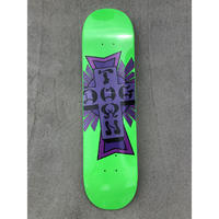 "Dogtown / ""Cross Logo Green"" 7.75inch"