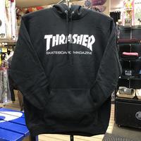 """Thrasher / """"Mag Logo Hoodie"""" Black / M, XL"""