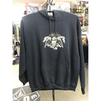 "State x Theories / ""Eagle Hoodie"" Black / XL"