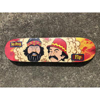 "FLIP / Tom Penny ""Cheech & Chong Orange"" 8.0inch"
