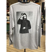 "Theories / ""Rasputin L/S Tee"" Steel Grey / XXL"