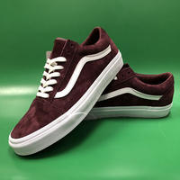 "VANS / ""Old Skool"" (Pig Suede) Port Royale / White 8.5inch (26.5cm)"