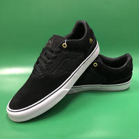 "EMERICA / ""The Low Vulc"" Black / Gold / White 8.5inch (26.5cm)"