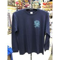 B7オリジナル長袖Tシャツ / Navy / L