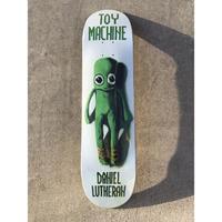 "TOY MACHINE / Daniel Lutheran ""Sock Doll"" 8.0inch"