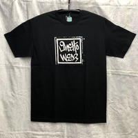 "Ghetto Wear / ""Press T-Shirt"" Black / L"