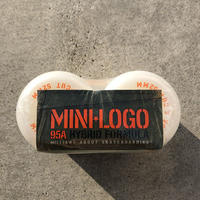 MINILOGO / 95A 52mm