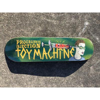 "Toy Machine / ""Programming Injection Deck"" 8.25inch"