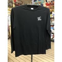 B7オリジナル長袖Tシャツ / Black / L