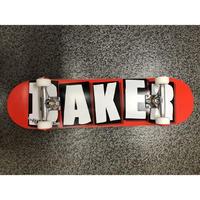 """Baker / """"Brand Logo White"""" コンプリート 7.75inch"""