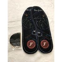 Footprint Insole / Felipe Gustavo 9~9H 5mm