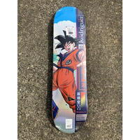 "Primitive x Dragon Ball Z / Paul Rodriguez ""Goku"" 8.0inch"