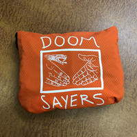 "Doom Sayers / ""Travel Bag"" 折りたたみバックパック"