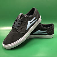 "LAKAI / ""Griffin"" Charcoal 8inch (26cm)"