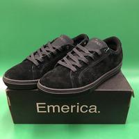 "Emerica / Leo Romero ""Americana"" Black /Black 9inch (27cm)"