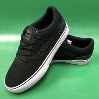 "EMERICA / ""The Reynolds Low Vulc Youth"" Black / White 3inch (21cm)"