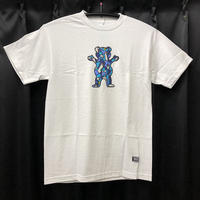 "Grizzly x Lucas Beaufort / ""Beaufort Crowd T-Shirt"" White / M"