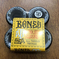 "BONES / ""Rough Rider Runners"" Black 80A 56mm"